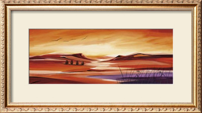 Lost In The Desert Ii by Alfred Gockel Pricing Limited Edition Print image