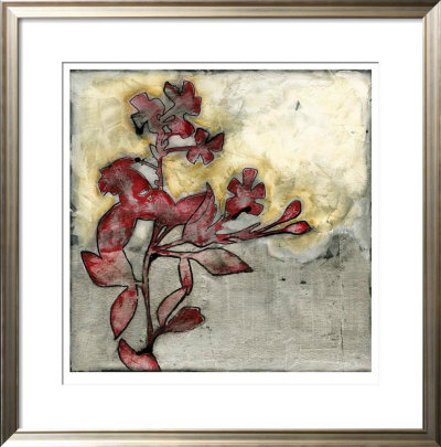 Platinum Silhouette Ii by Jennifer Goldberger Pricing Limited Edition Print image