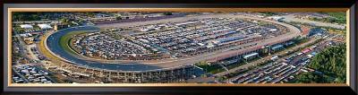 Darlington Raceway by Christopher Gjevre Pricing Limited Edition Print image