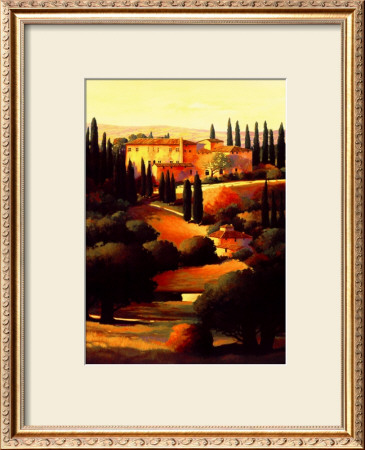 Green Hills Of Tuscany I by Max Hayslette Pricing Limited Edition Print image