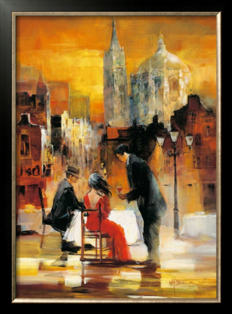 Raomance Ii by Willem Haenraets Pricing Limited Edition Print image