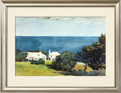 Shore At Bermuda by Winslow Homer Pricing Limited Edition Print image