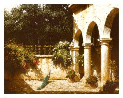 El Patio by George Hallmark Pricing Limited Edition Print image