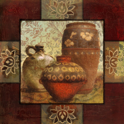 Grecian Pots I by Mauricio Higuera Pricing Limited Edition Print image