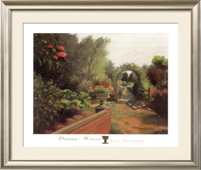Hollyhouse Path by Diann Haist Pricing Limited Edition Print image