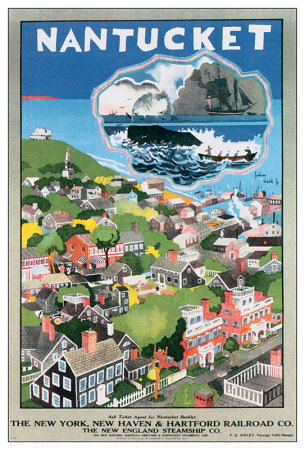 Nantucket by John Jr. Held Pricing Limited Edition Print image