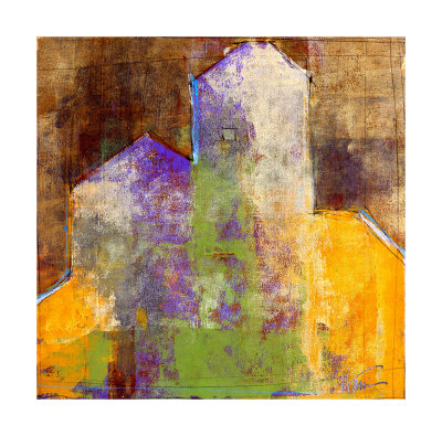 Painted Structure 10 by Maeve Harris Pricing Limited Edition Print image