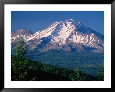 Mt. Shasta Across Lake Siskiyou, California by John Elk Iii Pricing Limited Edition Print image