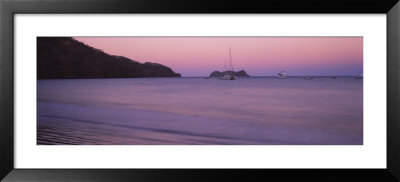 Hermosa Beach At Sunrise, Papagayo Peninsula, Guanacaste Province, Costa Rica by Panoramic Images Pricing Limited Edition Print image