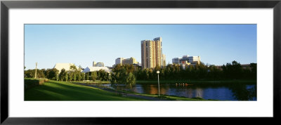 Park In The City, Adelaide, Australia by Panoramic Images Pricing Limited Edition Print image
