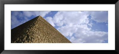 Pyramid, Giza Pyramids, Giza, Egypt by Panoramic Images Pricing Limited Edition Print image