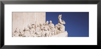 Monument To The Discoveries, Lisbon, Portugal by Panoramic Images Pricing Limited Edition Print image