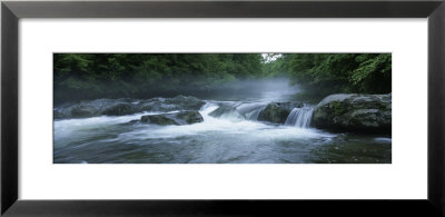 Little Pigeon River, Great Smoky Mountains National Park, Tennessee, North Carolina, Usa by Panoramic Images Pricing Limited Edition Print image