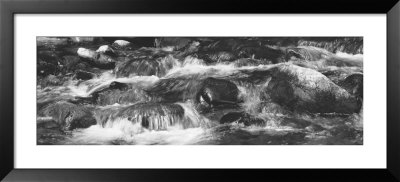 Rapid Stream, Great Smoky Mountains National Park, North Carolina, Usa by Panoramic Images Pricing Limited Edition Print image