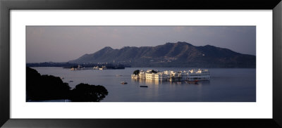 Hotel Surrounded By Water, Lake Palace, Lake Pichola, Udaipur, Rajasthan, India by Panoramic Images Pricing Limited Edition Print image