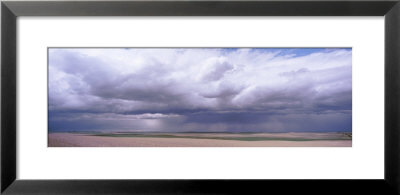 Storm Clouds Over A Prairie Farmland, Alberta, Canada by Panoramic Images Pricing Limited Edition Print image