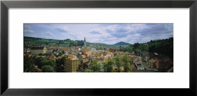 Cesky Krumlov, South Bohemia, Czech Republic by Panoramic Images Pricing Limited Edition Print image