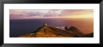 Lighthouse On Cape Reinga, Northland, New Zealand by Panoramic Images Pricing Limited Edition Print image