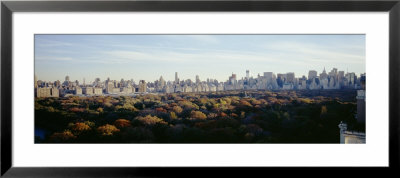 View Over Central Park, Manhattan, New York City, New York State, Usa by Panoramic Images Pricing Limited Edition Print image
