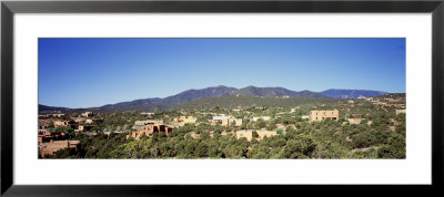 Santa Fe, New Mexico, Usa by Panoramic Images Pricing Limited Edition Print image