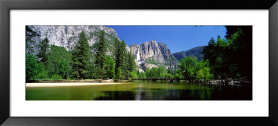 Yosemite Falls, Yosemite National Park, California, Usa by Panoramic Images Pricing Limited Edition Print image