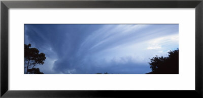 Storm Clouds, Australia by Panoramic Images Pricing Limited Edition Print image