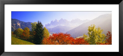 Dolomites Alps, Italy by Panoramic Images Pricing Limited Edition Print image