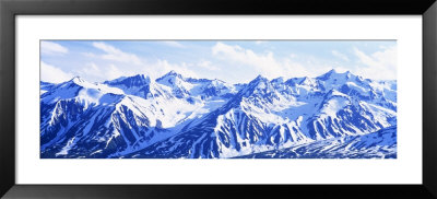 Alesk Mountains, British Columbia, Canada by Panoramic Images Pricing Limited Edition Print image