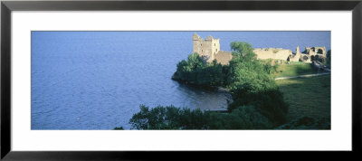 Castle Urquhart, Loch Ness, Scotland, United Kingdom by Panoramic Images Pricing Limited Edition Print image