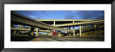 Expressways, San Bernardino, California, Usa by Panoramic Images Pricing Limited Edition Print image