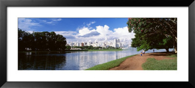Birapuera Park, Sao Paulo, Brazil by Panoramic Images Pricing Limited Edition Print image