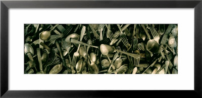 Silverware by Panoramic Images Pricing Limited Edition Print image