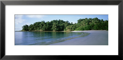 Beach, Manuel Antonio National Park, Costa Rica by Panoramic Images Pricing Limited Edition Print image