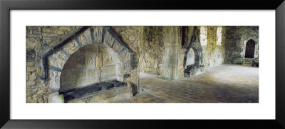Tomb Inside Of A Church, St. Clements Church, Isle Of Harris, Outer Hebrides, Scotland, Uk by Panoramic Images Pricing Limited Edition Print image