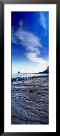 Wet Sand On The Beach by Panoramic Images Pricing Limited Edition Print image