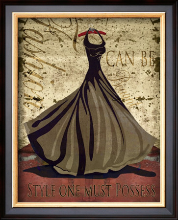 Style One Must Possess by Joanna Pricing Limited Edition Print image