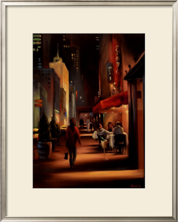 Twenty-Seventh Avenue by Carol Jessen Pricing Limited Edition Print image