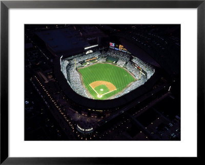 Aerial View Of Safeco Field, Seattle, Wa by George White Jr. Pricing Limited Edition Print image