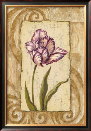 Classic Tulip I by Jillian Jeffrey Pricing Limited Edition Print image