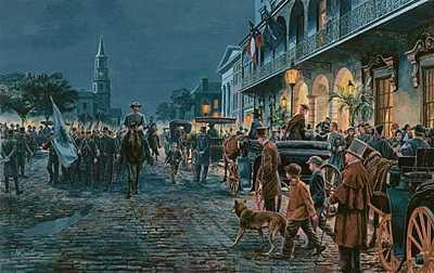 Charleston Aut 1861 by Mort Kunstler Pricing Limited Edition Print image