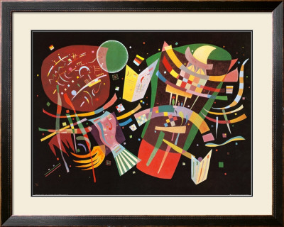 Komposition X, C.1939 by Wassily Kandinsky Pricing Limited Edition Print image