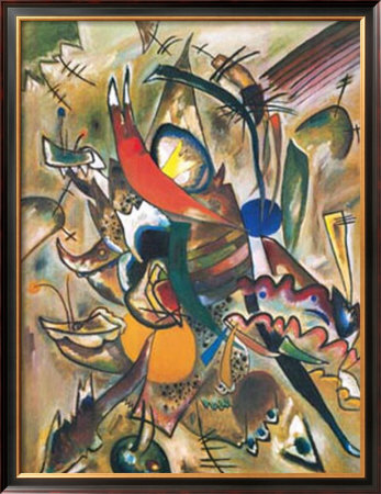 Painting With Dots by Wassily Kandinsky Pricing Limited Edition Print image