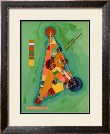 Bauhaus, 1965 by Wassily Kandinsky Pricing Limited Edition Print image