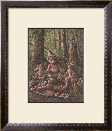 Story Teller by Janet Kruskamp Pricing Limited Edition Print image