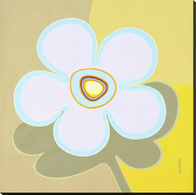 Pastel Flower Power Iv by Monica Kuchta Pricing Limited Edition Print image