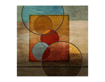 Abstract Intersect Iiib by Catherine Kohnke Pricing Limited Edition Print image