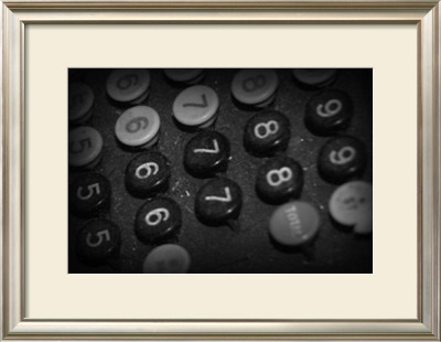 Numbers Ii by Lepain Pricing Limited Edition Print image