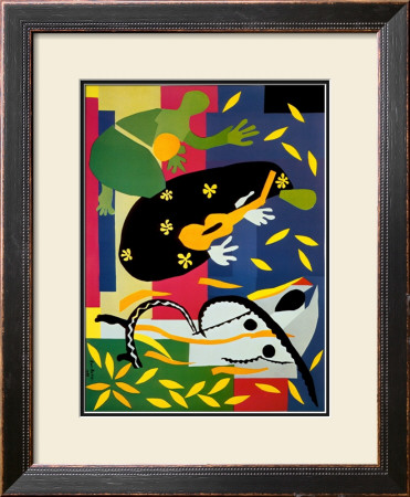 King's Sadness, C.1952 by Henri Matisse Pricing Limited Edition Print image