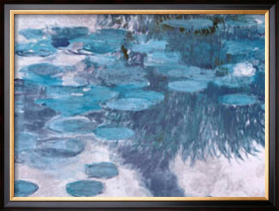 Waterlilies, C.1917 by Claude Monet Pricing Limited Edition Print image