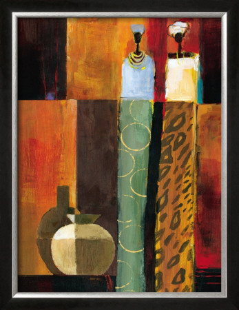 Harmony I by Keith Mallett Pricing Limited Edition Print image